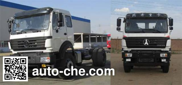 Beiben North Benz ND1160AD4J6Z01 truck chassis