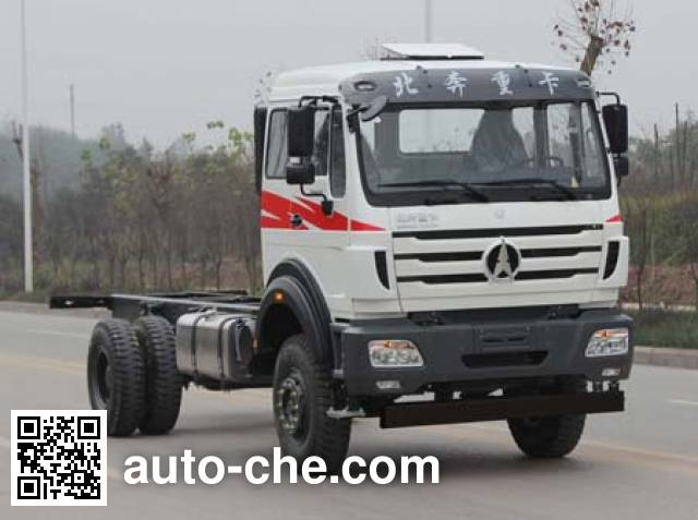 Beiben North Benz ND1160AD5J6Z01 truck chassis