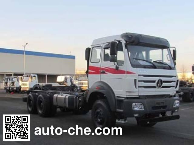 Beiben North Benz ND1250BD5J6Z00 truck chassis