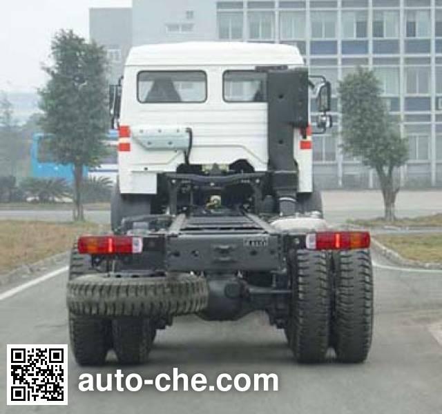 Beiben North Benz ND1250BD5J6Z01 truck chassis