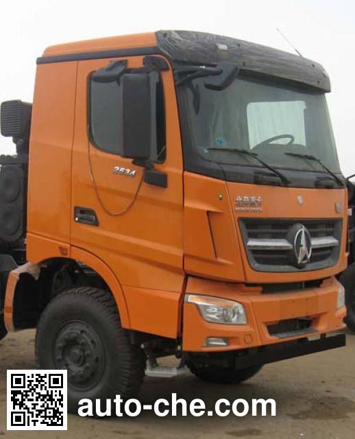 Beiben North Benz ND1250BD5J7Z02 truck chassis