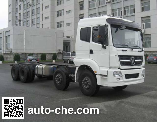 Beiben North Benz ND1310DD4J3Z00 truck chassis