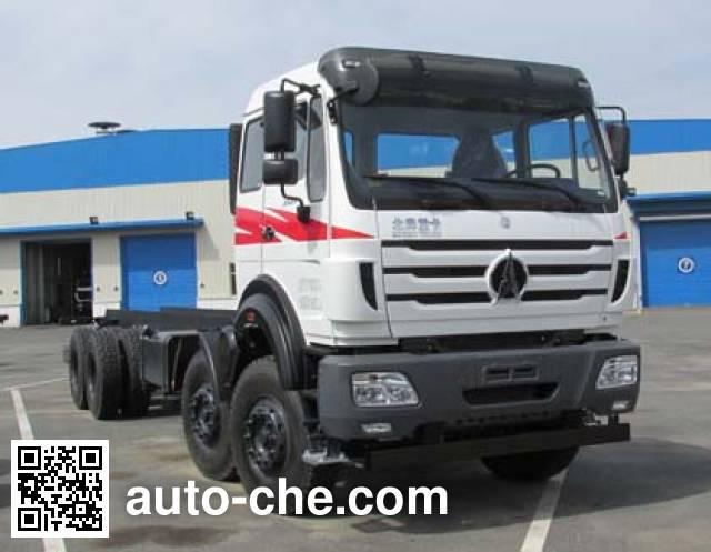 Beiben North Benz ND1310DD5J6Z03 truck chassis