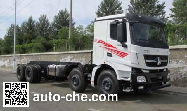 Beiben North Benz ND1310DD5J7Z02 truck chassis