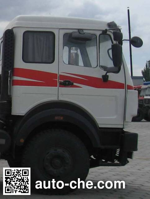 Beiben North Benz ND3250BD5J6Z05 dump truck chassis
