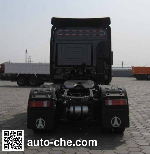 Beiben North Benz ND4250BD5J7Z07 dangerous goods transport tractor unit