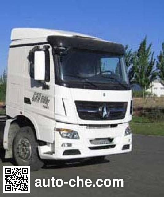 Beiben North Benz ND5160XYZZ00 postal vehicle