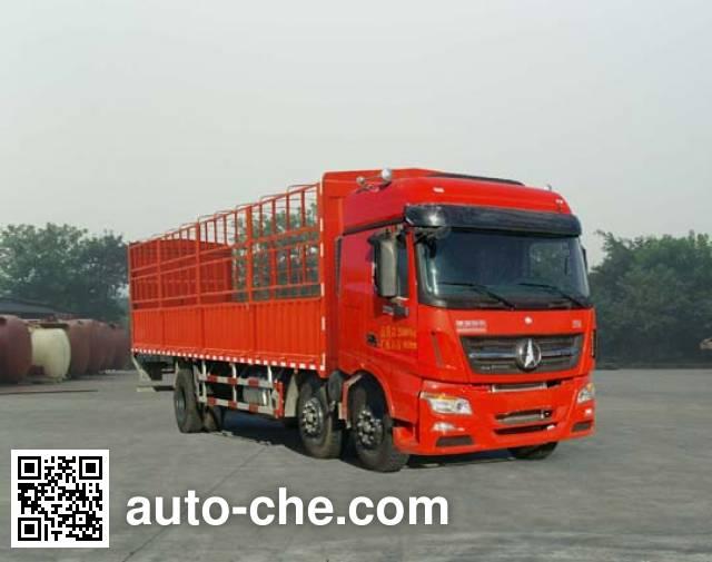 Beiben North Benz ND5250CCYZ02 stake truck