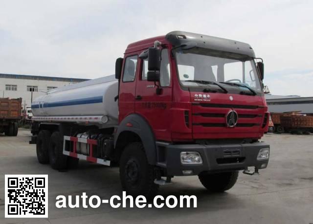 Beiben North Benz ND5250GGSZ01 water tank truck