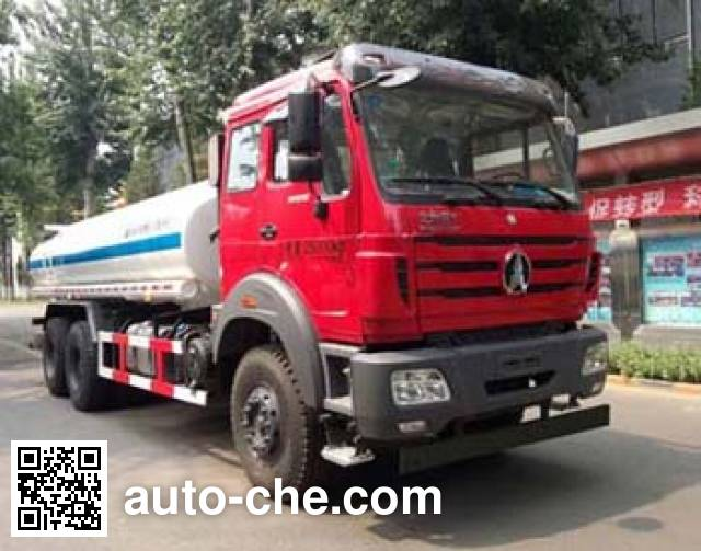 Beiben North Benz ND5250GGSZ01 water tank truck