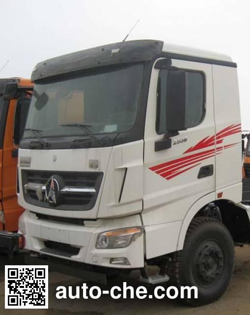 Beiben North Benz ND5250GJBZ24 concrete mixer truck