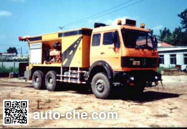 Beiben North Benz ND5250TXJW282BJ slurry seal coating truck
