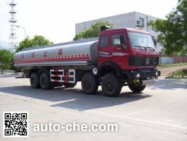Beiben North Benz ND5312GYY oil tank truck