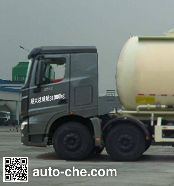 Beiben North Benz ND5318GFLZ bulk powder tank truck