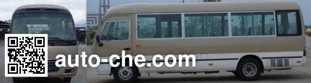 Beiben North Benz ND6700BEV00 electric bus