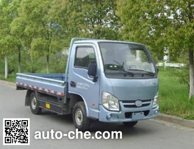 Yuejin NJ1027PBEVNZ electric cargo truck
