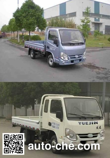 Yuejin NJ1027PBEVNZ3 electric cargo truck