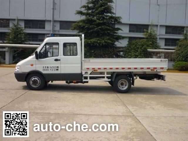 Iveco NJ1056DHB crew cab cargo truck