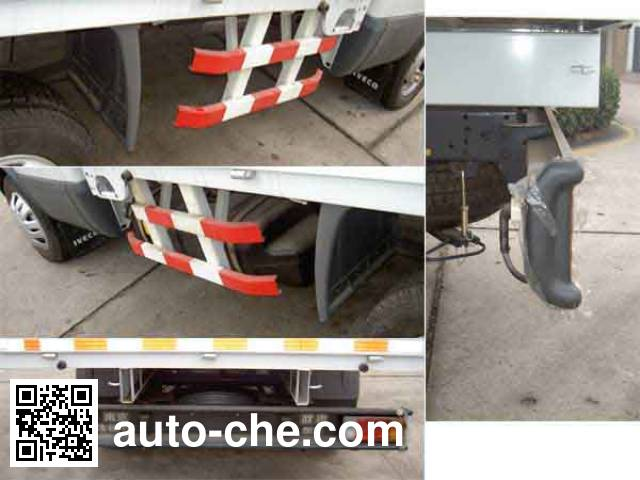 Iveco NJ1046DFA cargo truck