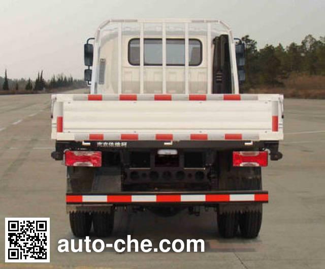 Yuejin NJ1042ZFDCMZ cargo truck