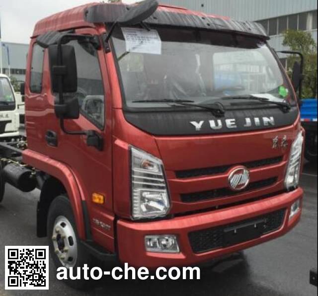 Yuejin NJ1102VHDCWW4 truck chassis