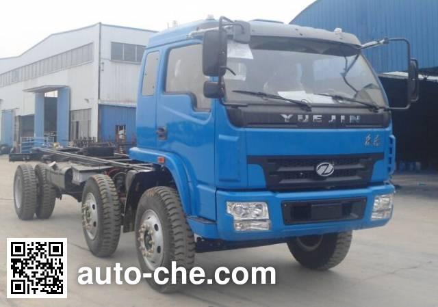 Yuejin NJ1252VGDDWW4 truck chassis