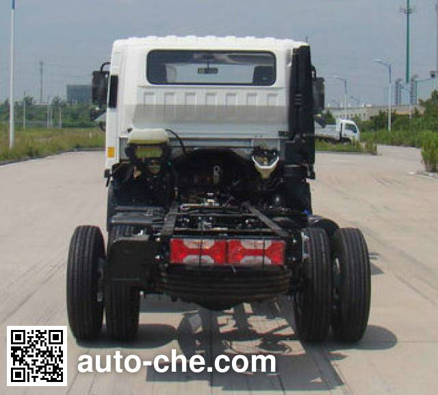 Yuejin NJ2042ZFDCWZ off-road truck chassis