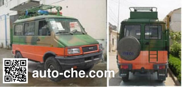 Iveco NJ2044XGCG off-road engineering works vehicle