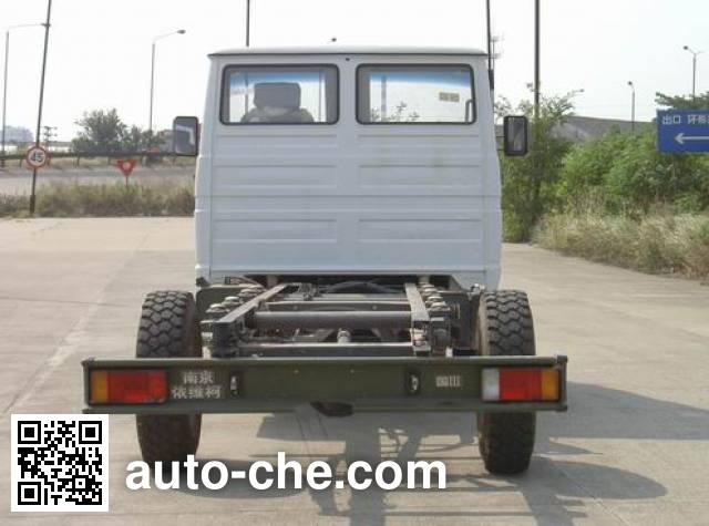 Iveco NJ2055GFC2 off-road truck chassis