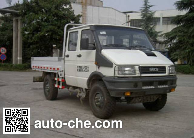 Iveco NJ2055GFC2S crew cab off-road truck
