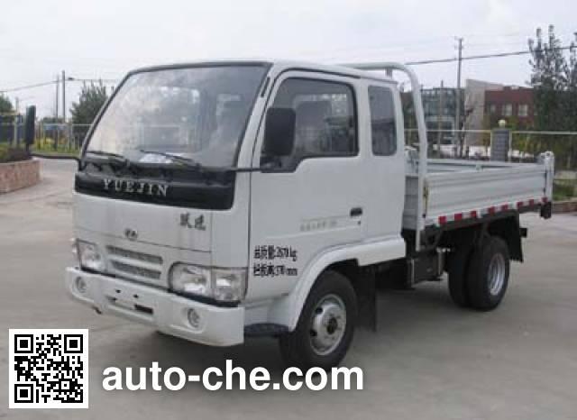 Yuejin NJ2810PD22 low-speed dump truck