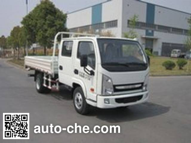 Yuejin NJ3041DCFS dump truck