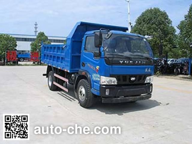 Yuejin NJ3041VEDCNZ dump truck