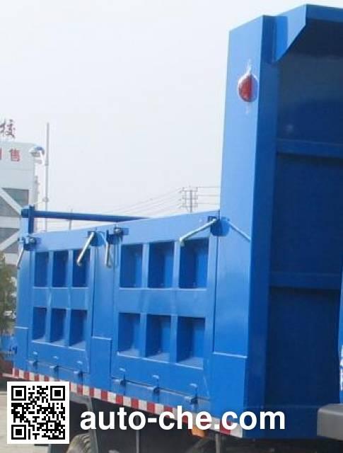 Yuejin NJ3051VHDCWW dump truck