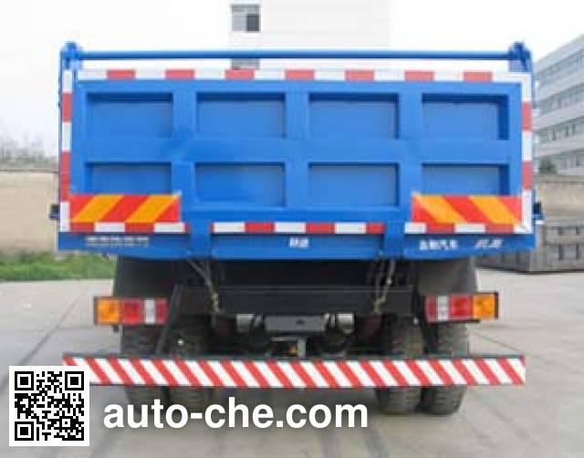 Yuejin NJ3161VHDCWW dump truck