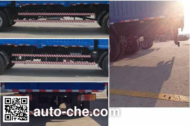 Yuejin NJ3161VPDCWW7 dump truck