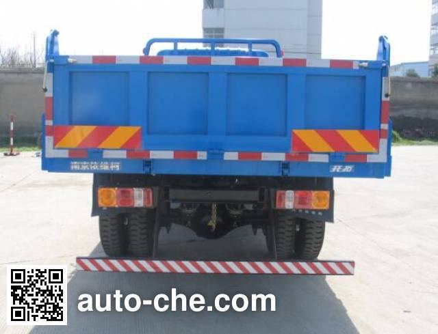 Yuejin NJ3162VHDCWW4 dump truck