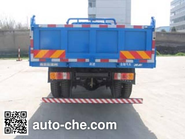 Yuejin NJ3141VHDCWW4 dump truck