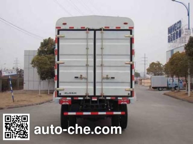 Yuejin NJ2042CCYZFDCWZ off-road stake truck