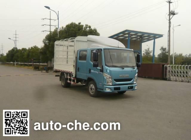 Yuejin NJ5042CCYZFDCMS stake truck
