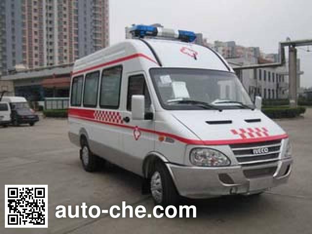 Iveco NJ5044XYLC medical vehicle