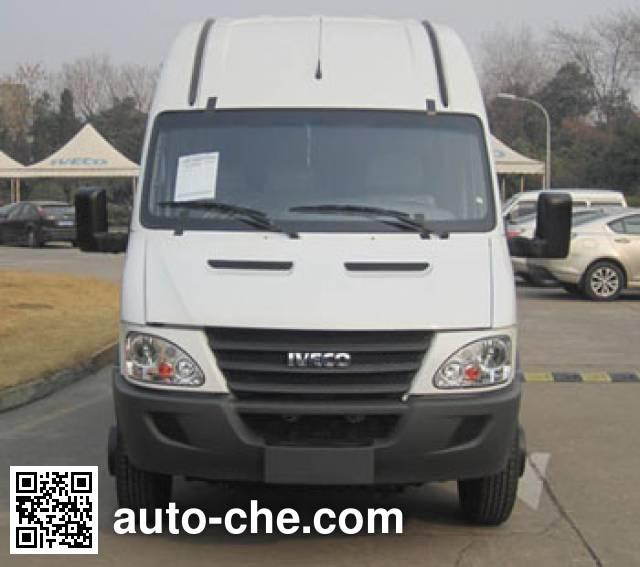 Iveco NJ5045XKCD investigation team car