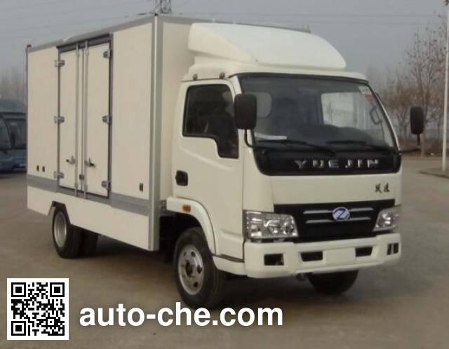 Yuejin NJ5047XXYEV electric cargo van