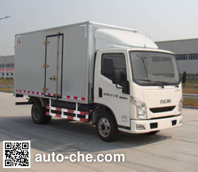 Yuejin NJ5047XXYZFEVNZ2 electric cargo van