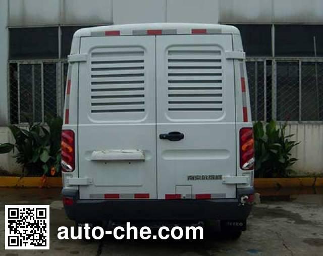 Changda NJ5049XDY4 мобильная электростанция на базе автомобиля