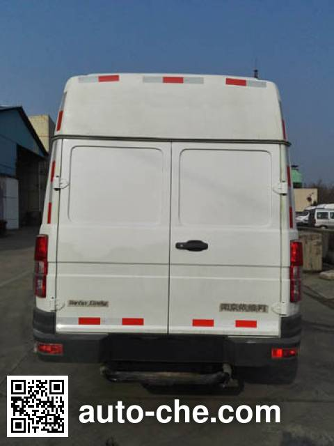 Iveco NJ5057XLCAEV electric refrigerated truck