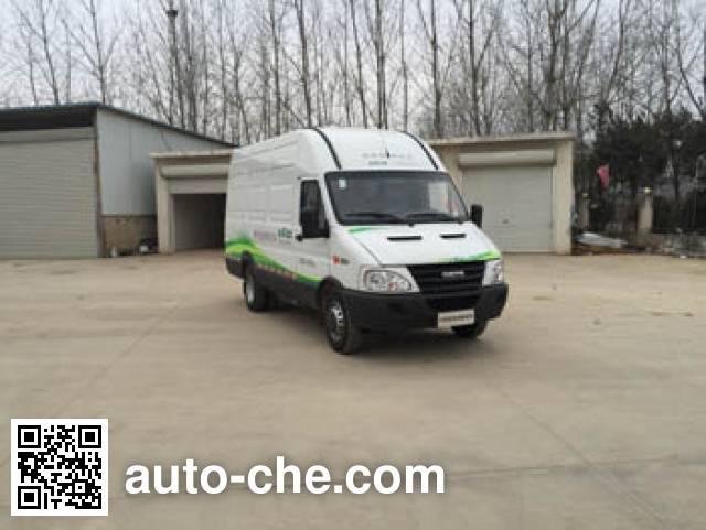 Iveco NJ5057XXYCEV3 electric cargo van