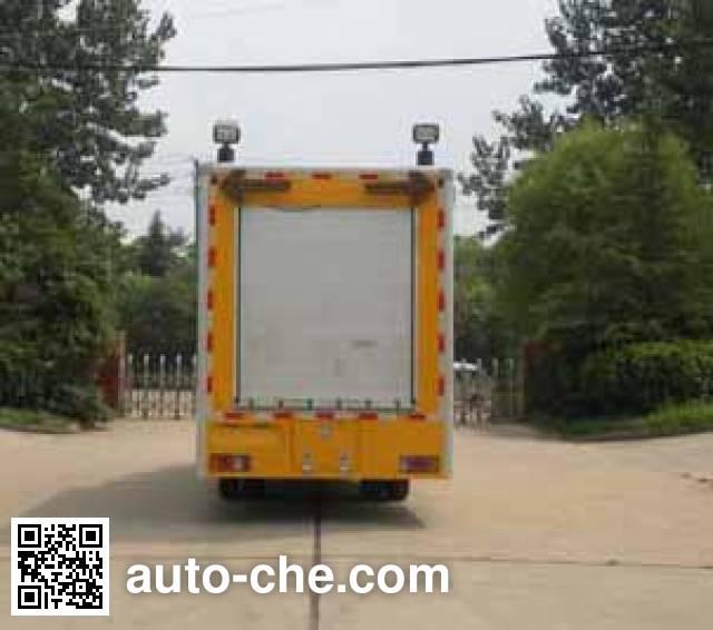 Changda NJ5070TDY мобильная электростанция на базе автомобиля