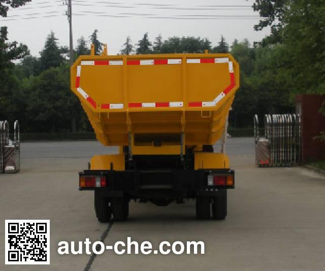 畅达牌NJ5076ZZZ自装卸式垃圾车