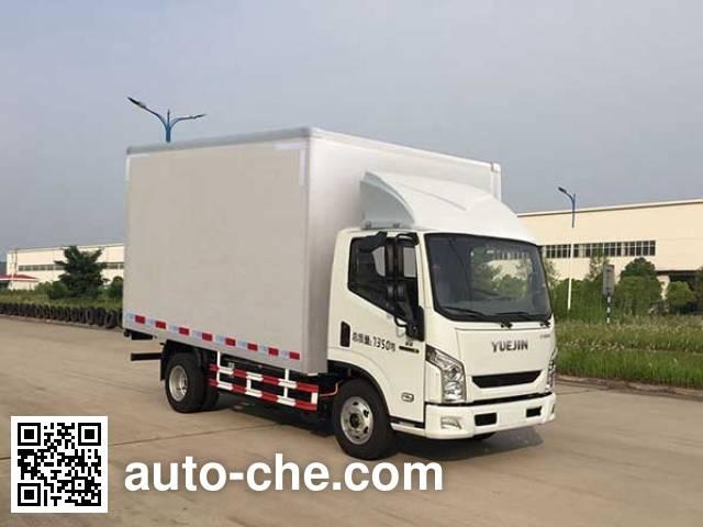 Yuejin NJ5077XXYZFEVMZ electric cargo van